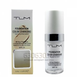 "Тональная основа TLM ""Foundation Color Changing SPF15"" 30ml"